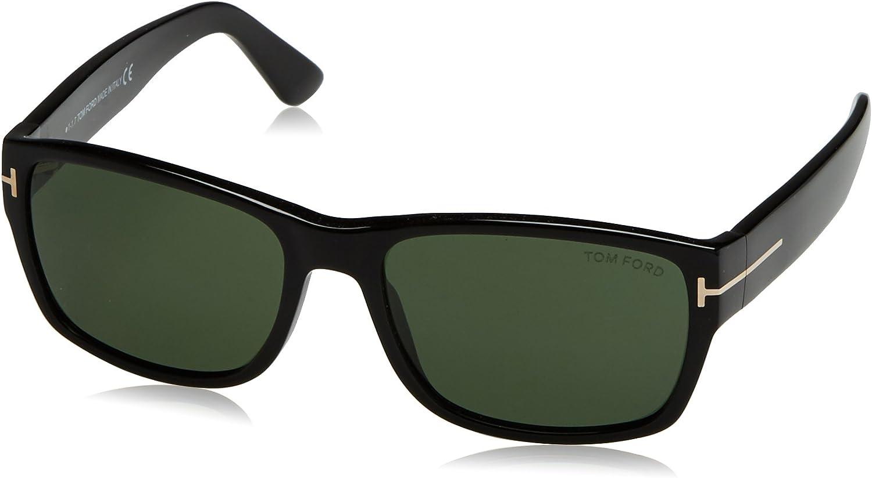 Tom Ford TF0445 Mason Sunglasses 58mm
