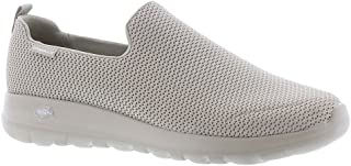 Skechers Men's Performance, Gowalk Max Slip on Shoes Taupe 8.5 M