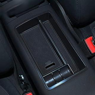 Scatola portaoggetti per braccioli Bracciolo centrale della scatola for Audi A3 S3 Holder 2012-2017 contenitore vassoio Accessori Auto Organizer Car Styling interno