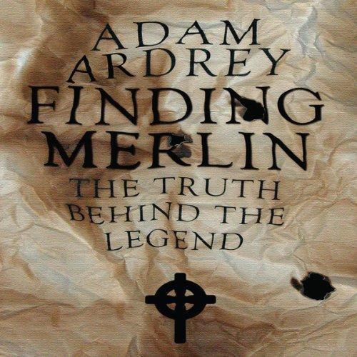 Finding Merlin audiobook cover art
