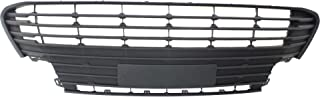 Garage-Pro Front Bumper Grille for SCION TC 2014-2016 Center Textured Gray - CAPA