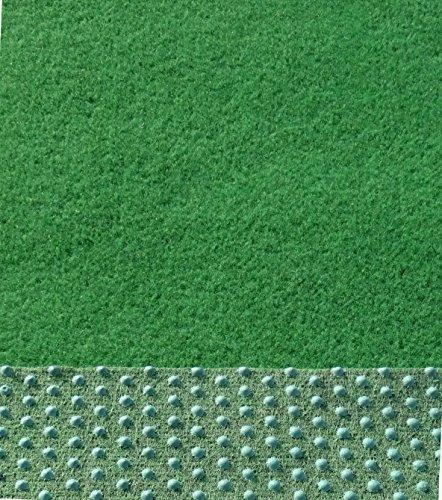 Kunstrasen-Rasenteppich 1m Breite Farbe grün (300 x 100 cm)