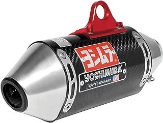 Yoshimura 02-19 Kawasaki KLX110 RS-2 Comp Series Full System Exhaust (Enduro/Carbon Fiber)