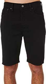 Levi's Men's 501 Hemmed Mens Denim Short Cotton Black