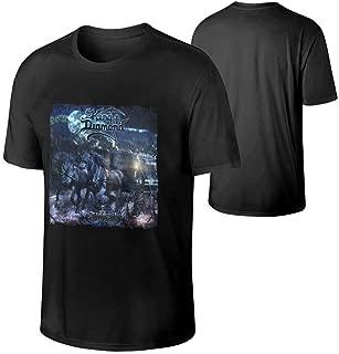 King Diamond Abigail Men Fashion Popular Short Sleeve T-Shirt
