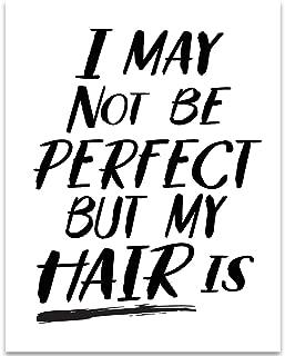 retro hair salon decor