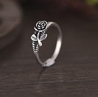 NEW Genuine Spinning Jewelry Stackable Silver Ring 806-07