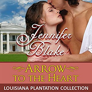 Arrow to the Heart                   By:                                                                                                                                 Jennifer Blake                               Narrated by:                                                                                                                                 Moe Egan                      Length: 10 hrs and 47 mins     13 ratings     Overall 3.5