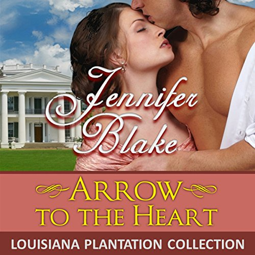 Arrow to the Heart audiobook cover art