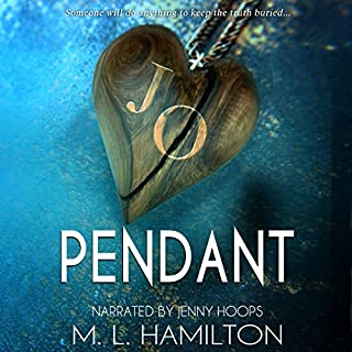 Pendant audiobook cover art