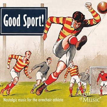 Good Sport! (Nostalgic Music for the Armchair Athlete)