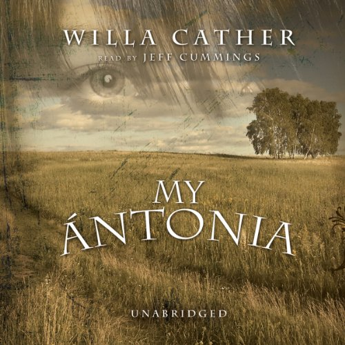 My Antonia by Willa Cather - Widely recognized as Willa Cather's finest book and one of the outstanding novels of American literature, <i>My Antonia</i> details of the life of early American pioneers in Nebraska....