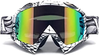 ZDATT Professional Adult Motocross Goggles Dirt Bike ATV Motorcycle Ski Glasses Motor..