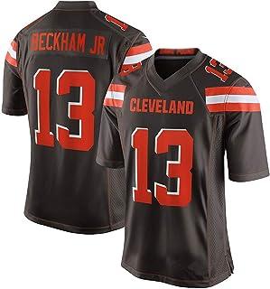 Football Cleveland Browns 13# Beckham Jr T-Shirt Jersey Bequem Und Atmungsaktiv Trikot,American Football Shirt