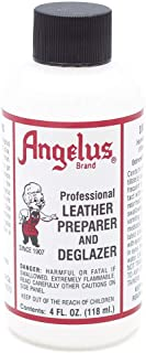 Angelus Paint Leather Preparer And Deglazer, 5 ounce jar (820-04-000)