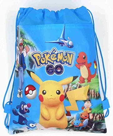 732cc6ae85 AQANATURE   et sachets Cadeau Cadeau Fournitures   12 pcs 3427 cm Pokémon  Go Non tissé