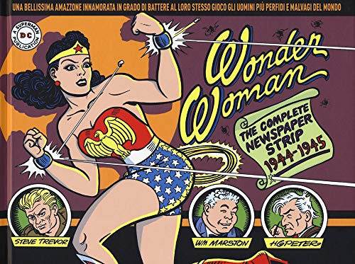 Wonder Woman. The complete dailies 1944-1945