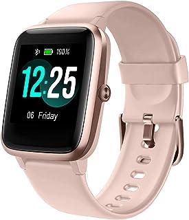 PUTARE Smartwatch, Relojes Inteligentes Impermeable IP68 para Mujer Hombre niños, Reloj de Fitness con Monitor de Frecuenc...