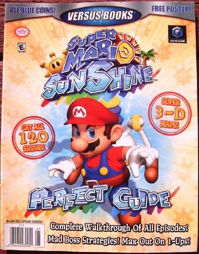 Price comparison product image Versus Books Official Perfect Guide for Super Mario Sunshine