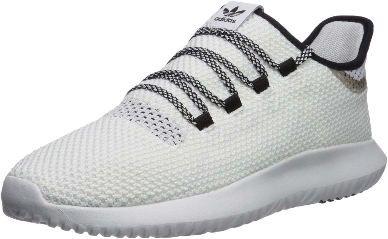 Adidas Originals Hommes's Tubular Shadow CK, blanc blanc Core noir, 8.5 M US