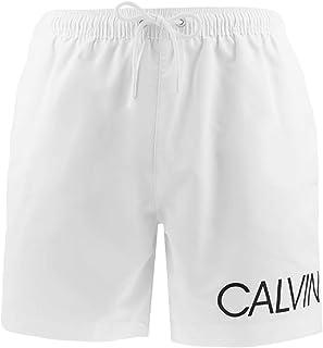 1fb64aab8dc6 Calvin Klein Medium Drawstring-Side Costume da Bagno Uomo
