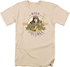 ACDC High Voltage Rock Album T Shirt & Stickers