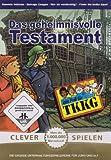 TKKG Das geheimnisvolle Testament - Clever spielen -