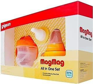 Pigeon MagMag All In One Set BPA Free