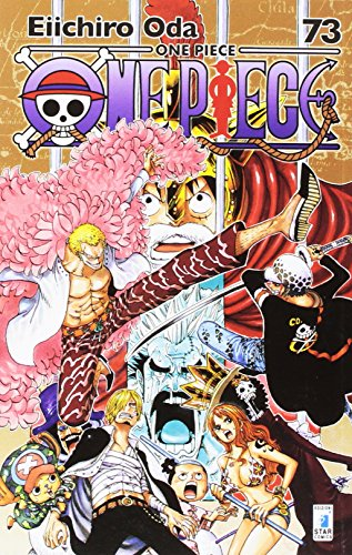 One piece. New edition (Vol. 73)