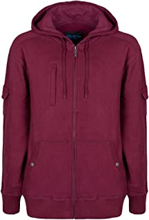 H13 Hoodie with 13 Pockets, iPad or Tablet Pocket, Fleece,