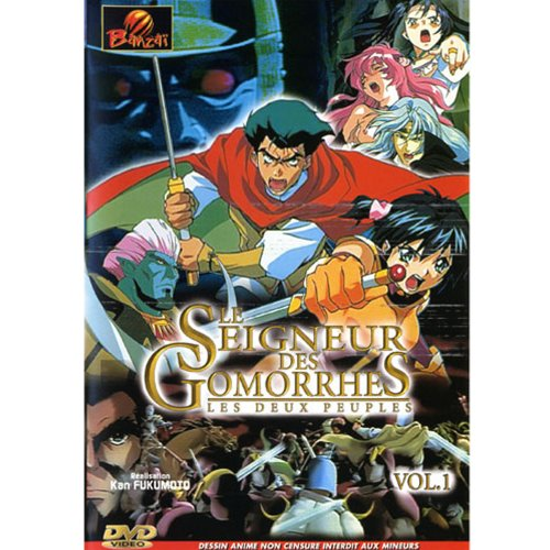 Le Seigneur des Gomorrhes vol 1-Manga