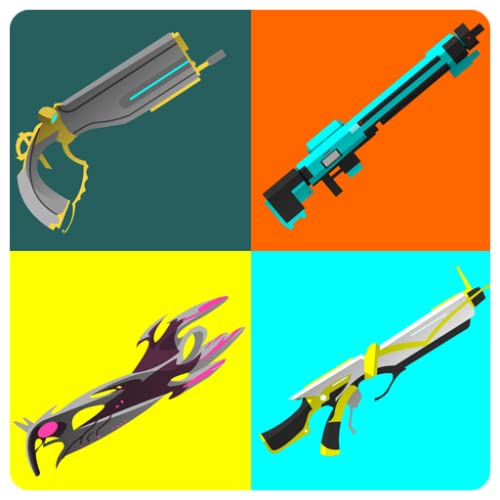 Guess the Warframe Weapons