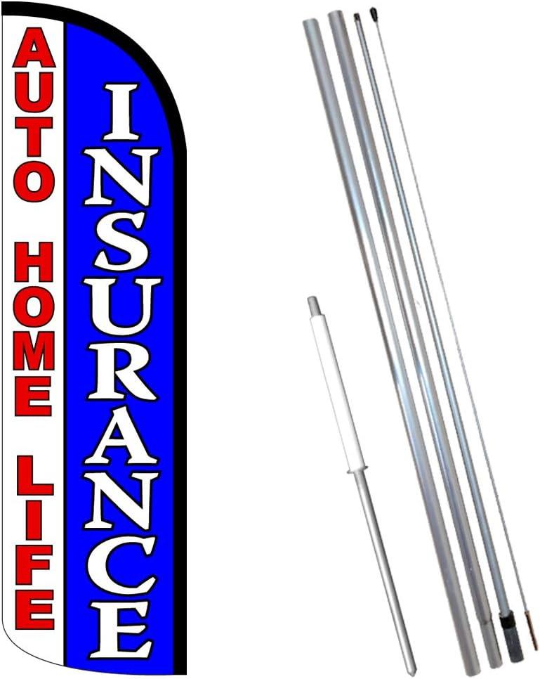 Vista Flags Insurance Auto Home Fl Premium Windless Detroit Mall Portland Mall Life Feather