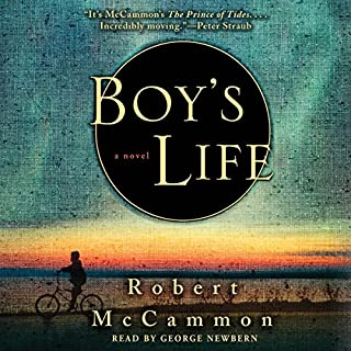 Boy's Life audiobook cover art