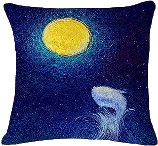 Ducan Lincoln Pillow Case Almohadas De Embarazo En Forma De C De Color Sólido Cotone Almohada De Maternidad De Cuerpo Completo para Dormir De Lado con Funda De Almohada Lavable Extraíble