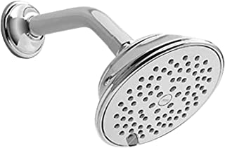 Toto TS300AL65#CP 5-1/2-Inch Traditional Collection Series A Multi-Spray 2.0-GPM Showerhead, Polished Chrome