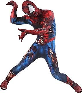 Spiderman Venom Costume Cosplay Superhero Garment Halloween Christmas Carnival Party Props Bodysuit Girls Boys Birthdays P...