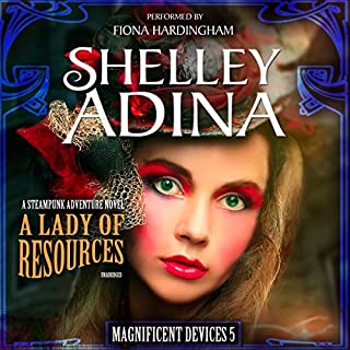 A Lady of Resources audiobook cover art