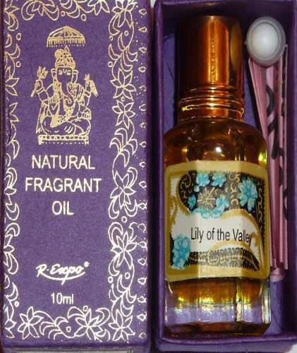 """R-Expo Song of india natural parfumoil""""lily of the valley"""" 10ml"""
