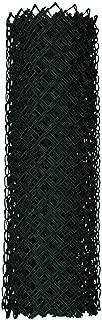 America's Fence Store 4' x 20' 12-1/2ga KK Chainlink Fabric Residential - Black