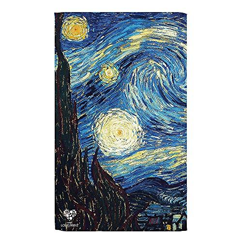 telo mare van gogh Telo da mare  Notte stellata di Van Gogh  (100