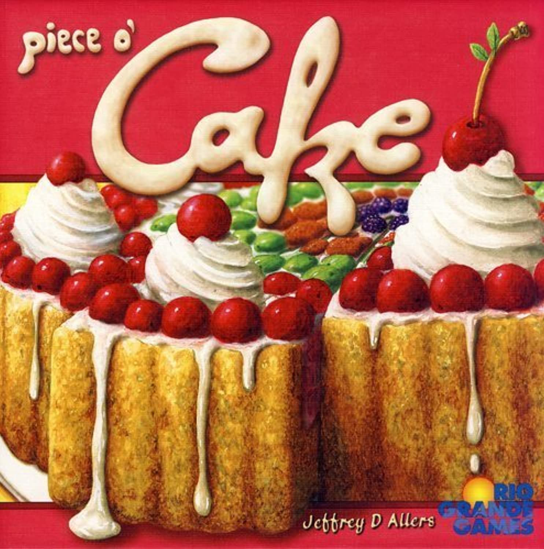 Piece 'o Cake Card Game by Rio Grande Games