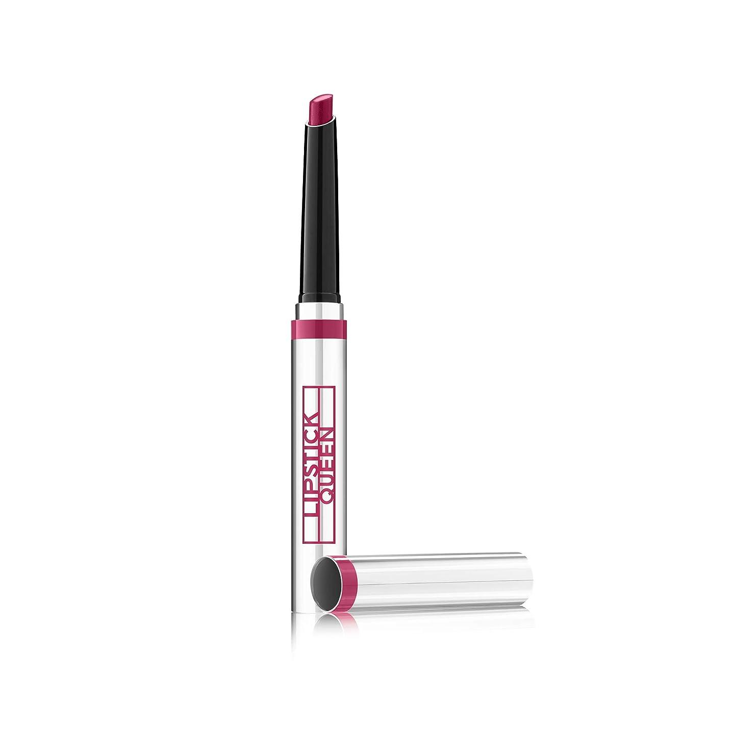 上陸無視できる無効リップスティック クィーン Rear View Mirror Lip Lacquer - # Thunder Rose (A Warm Lively Pink) 1.3g/0.04oz並行輸入品