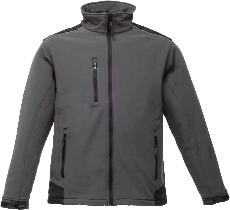 Regatta Mens Sandstom Workwear Softshell Jacket