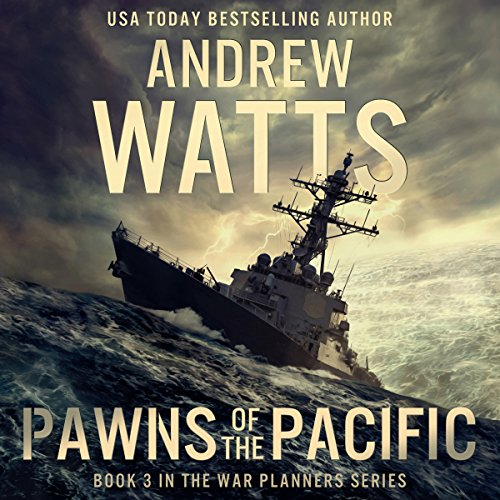 Pawns of the Pacific audiobook cover art
