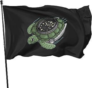 Seiko Turtle Polyester Flag, Banner Flags