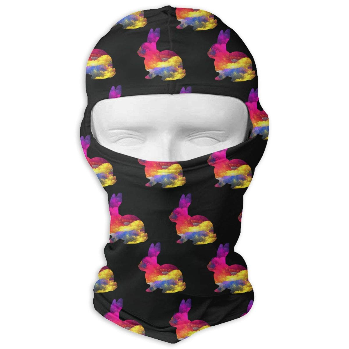 CAClifestyle See from The Dark Unisex Windproof Balaclavas Full Face Mask Hood
