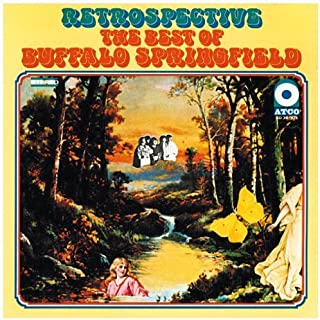 Retrospective: The Best of Buffalo Springfield by BUFFALO SPRINGFIELD (1990-10-25)