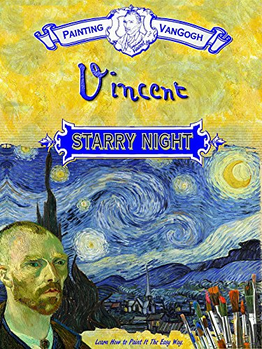 Painting Vincent van Gogh Starry Night