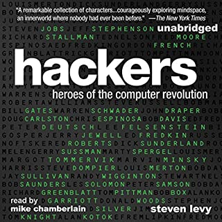 Hackers: Heroes of the Computer Revolution Titelbild